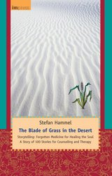 "Cover of Stefan Hammel's book ""The Blade of Grass in the Desert"""
